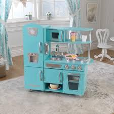 Retro Play Kitchen Set Play Kitchenette Kids Kitchen Sets Kidkraft