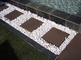 white garden stones 5 rock gardens to love