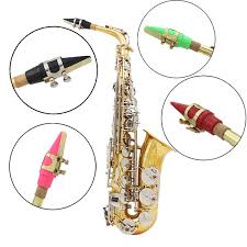 abs colorful mouthpiece for eb alto saxophone