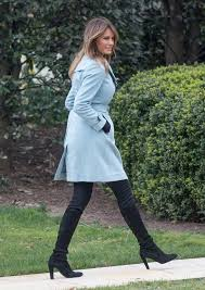Coat and <b>boots</b> | FLOTUS in 2019 | First lady <b>melania</b> trump, First ...