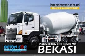 Harga jayamix adalah supplier precast dan ready mix concrete di bawah manajemen pt. Harga Beton Cor Ready Mix Bekasi Per M3 Terbaru 2021