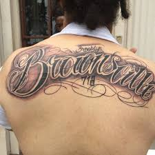 Font Styles For Tattoos 110 Best Tattoo Lettering Designs Meanings 2019