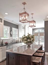 Lantern Pendant Light For Kitchen Show Home Design - Modern kitchen pendant lights