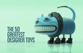 The 50 Greatest Designer Toys Complex