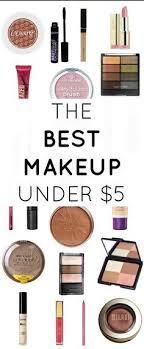 the best makeup under 5