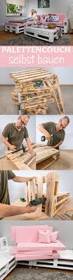 Paletten Couch Selber Bauen Paletten Couch Couch Selber
