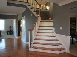 Foyer Wall Colors Sherwin Williams Serious Gray Love It Home Design Inspiration