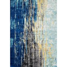 this review is from katharina blue 2 ft x 3 ft area rug