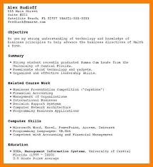 Unique Ideas Resume For First Job No Experience No Experience Resume ...