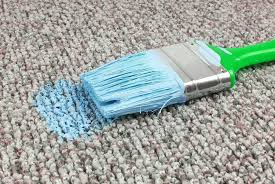 carpet paint. how to remove paint from carpet e