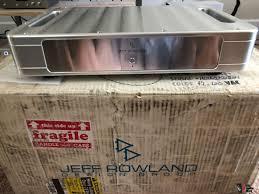 Rowland Design Group Jeff Rowland Design Group Model 10 Amplifier Photo 1890996