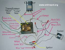 wiring diagram for hps ballast tractor repair wiring diagram 4 bulb fluorescent light ballast wiring diagram for a as well photocell wiring diagram schematic as