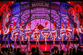 Moulin Rouge Show Vip Seating With Champagne