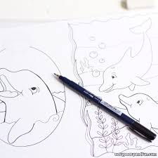 Print out these wonderful dolphin coloring pages and have fun while coloring them. Dolphin Coloring Pages Easy Peasy And Fun