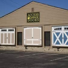 access garage doorsAccess Garage Doors  CLOSED  Contractors  8070 Castleton Rd