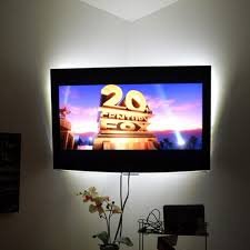 usb led strip light rgb led bias background lighting for tv hdtv pc back white
