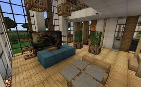 modern house interior minecraft modern house