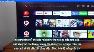Tìm hiểu về tivi thương hiệu Casper - YouTube