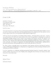 Sample Cover Letter For Students College Student Resume Cover Letter