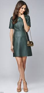 move over lbd now it s all about the little green dress femail finds the best of the high street and shows you how to style it