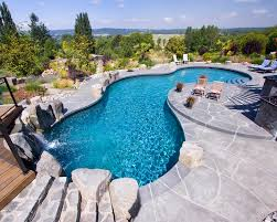 Outdoor Spa by Alka Pools