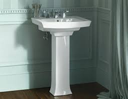 pedestal sinks ing and installing a