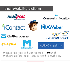ultimate affiliate pro wordpress plugin by azzaroco codecanyon 10 email marketing platforms are available mailchimp mailpoet aweber campaign monitor constant contact mailster icontact getresponse madmimi