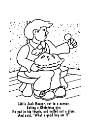 top free printable nursery rhyme coloring pages rhymes sheets for
