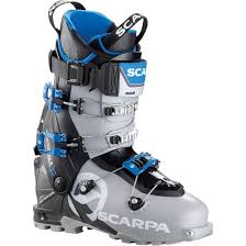 Maestrale Xt Touring Boots Cool Gray Black Blue 26 5