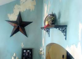 faux finish blue plaster finish finishing custom contemporary classic proceed faux effects designer handmade hand painted