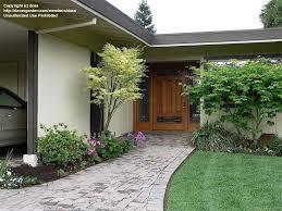 garden design new front walk planting ideas 1 by doss