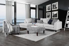 joya sectional sofa sm in offwhite fabric woptions