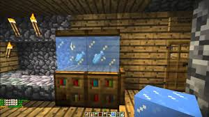 small screenshot 1 office fish. how to make a fish tank in minecraft furniture episode 4 youtube small screenshot 1 office n