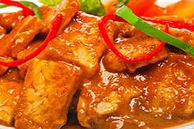 Resep Masakan Tahu Asam Pedas