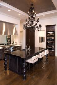 pendants vs chandeliers over a kitchen island reviewsratings intended for new property chandelier for kitchen designs