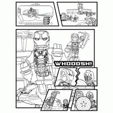 Printable drawings and coloring pages. Lego Marvel Avengers Coloring Pages For Kids