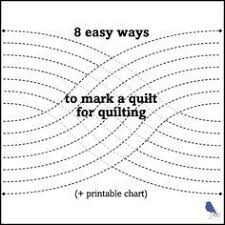 Best 25+ Quilting templates ideas on Pinterest | Quilting designs ... & 8 easy ways to mark a quilt for quilting Adamdwight.com