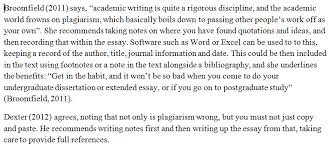 how to quote sources out plagiarising libroediting note