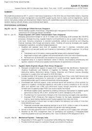 Procurement Resume Format Sourcing Manager Resume Procurement