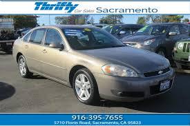 2007 Chevrolet Impala Sedan 4D LT 3.9L Specs and Performance ...