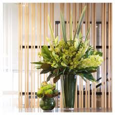 office flower arrangements. Duo Of Vases Office Flower Arrangements