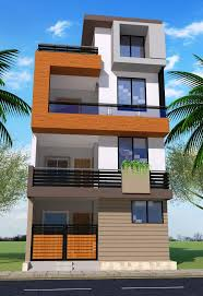 Elevation Designs For G 1 In Hyderabad G 2 Modern House Elevation