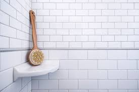 grout size beaded tiles transitional bathroom alice lane home