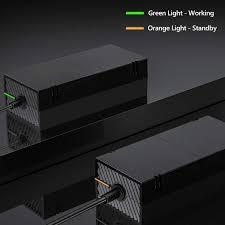 Orange Light Xbox One Power Supply Xbox One Power Supply Brick Esywen Ac Adapter Charger