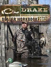 Drake Waterfowl Wader Size Chart 2012 2013 Drake Waterfowl Dealer Workbook By Drake Waterfowl