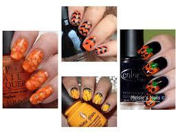 Halloween Nail Designs 2019 18 Halloween Pumpkin Nails Art Designs Ideas 2019 Idea