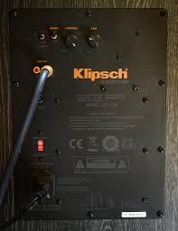 Klipsch SPL-120 Subwoofer Gear Review
