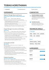 Resume Templaye 200 Free Professional Resume Examples And Samples For 2019