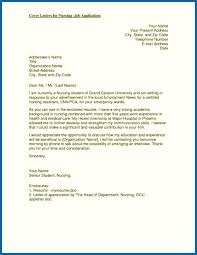 Nurse Practitioner Cover Letter Cover Letter Nurse Practitioner Cover Letter For Nurse Practitioner 21