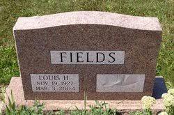 Louis H Fields (1927-2004) - Find A Grave Memorial